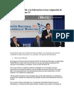 21-02-2013 Diario Cambio - Moreno Valle pide a la federación revisar asignación de recursos del Ramo 33.pdf