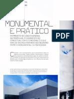 Revista Imobiliare - Monumental e Prático