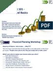 Investment 101 - Mutual Fund Basic