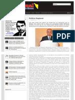 21-02-13 Politica Regional - Cano Velez Se Reune Con Empresarios en Obregon
