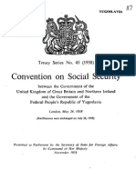 Convention on Social Security
