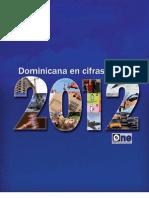 2012 Republica Dominicana en Cifras