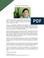 Biografia de Luísa Ducla Soares