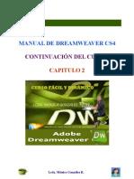 Guia de Dreamweaver Cs4 Capitulo 2