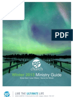 Ministry Guide Winter 2013