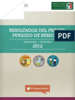 Reformas aprobadas en el Primer Periodo de Sesiones LXII Legislatura.