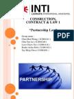 Partnership Law