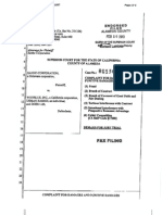 Complaint Endorsed Filed 2013-02-20