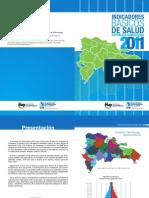 2011 Republica Dominicana Indicadores Basicos Salud