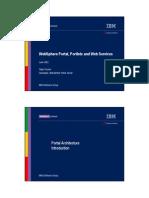 WebSpherePortalTechnologies(IBM)