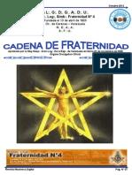 La Cadena de Fraternidad N° 68 octubre 2012