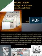 MORFOLOGIA DE LA PRENSA DISEÑO PERIODÍSTICO.pptx