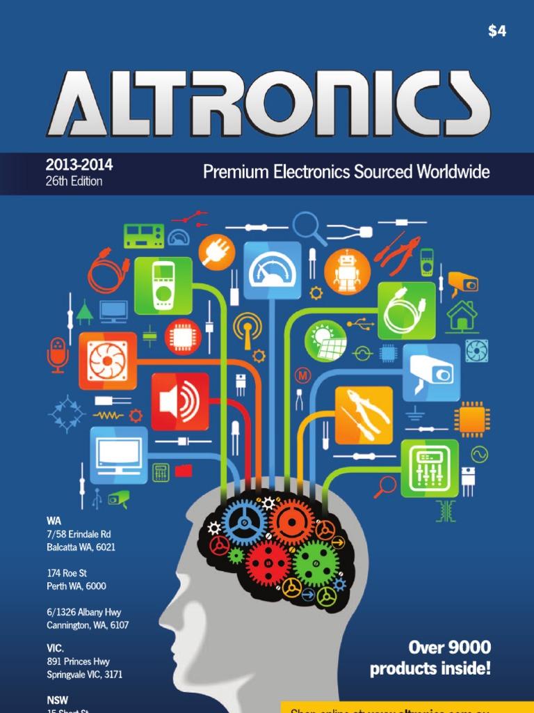 Altronics Catalogue 2013-14   Hdmi   Video