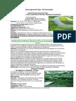 Biotopo Laguna Del Tigre