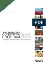 WRH Consortia Program Description