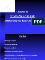 Chapter 15 Company Analysis.ppt