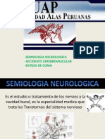 Semiologia de La Neurologia.......