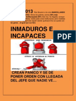Inmaduros e Incapaces