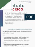 4.2.4 Protección del Acceso