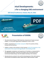 New Technologies for LNG