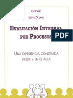 Evaluación Integral por Procesos