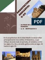 Arquitectura Mediaeval Imagen (Tania Damaris Alvear de La Rosa)