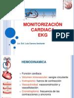 Monitorización Cardiaca 2010