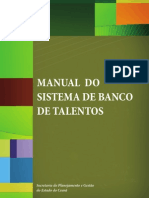 Manual Do Sistema de Banco de Talentos