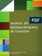 Manual Do Sistema de Banco de Talentos