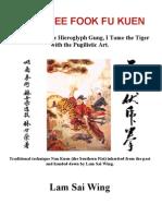 Hung Gar Gung Gee Fook Fu Kuen by Lam Sai Wing