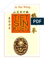 Hung Gar Lam Sai Wing Tiet Sien Kwuen the Iron Thread