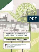 2011 International Conference on Green Urbanism
