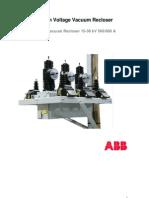 VR Instruction Book IB38 750 1 E