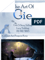 Final Crit Storyboard