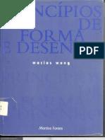 Principios de Forma e Desenho(Livro)