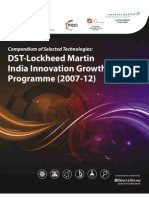 DST Innovation Growth Report 2012