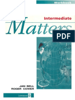Longman Matters Intermediate.workbook