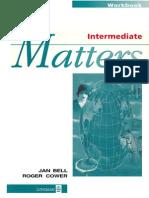 Longman Matters Intermediate.workbook