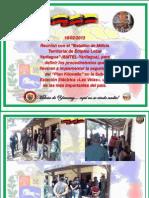 18_02_2013Reunión con el Batallón de Milicia Territorial de Empleo Local Yaritagua BMTELYaritagua.pptx