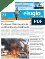 Edición La Victoria Viernes 22-02-2013