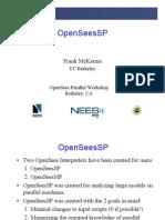 Open SeeSsp