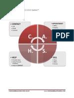 cash program document