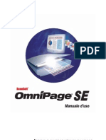 Omnipage User's Guide (Italia)