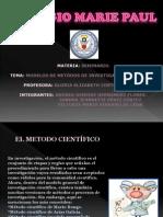 presentacion seminario metodos