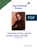 Poemas Seleccionados.antonio Machado.