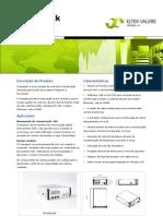 Datasheet Smartpack DS-242100.100.DS3-1-3 Port C
