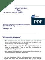 Harrisburg School District 5-Year Financial Forecast