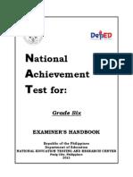 NAT Examiner's Handbook Grade 6