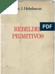 Eric Hobsbawm - Rebeldes Primitivos