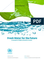 Fresh water for the future